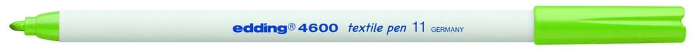 edding 4600 Textilmarker Rundspitze Strichstärke 1mm Farbe wählbar auch als Set