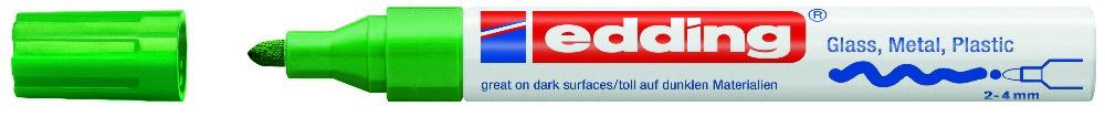 edding 750 creative glanzlackmarker rundspitze 2 4mm farbe w hlbar ebay. Black Bedroom Furniture Sets. Home Design Ideas